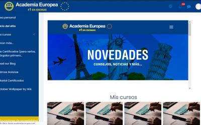 Aula Virtual Academia Europea