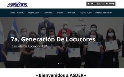 Asociación Salvadoreña de Radiodifusores (ASDER)