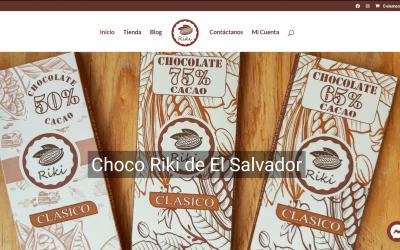 Choco Riki de El Salvador