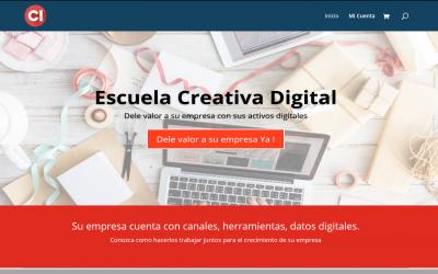 Escuela Creativa Digital