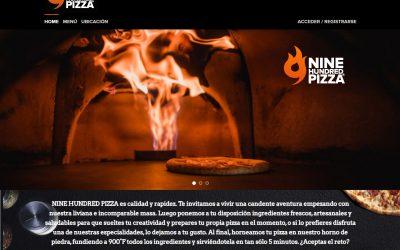 Nine Hundred Pizza